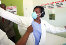 Zimbabwe health sector on the brink