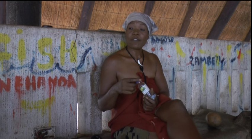BUSINESSWOMAN QUITS TO BECOME SANGOMA