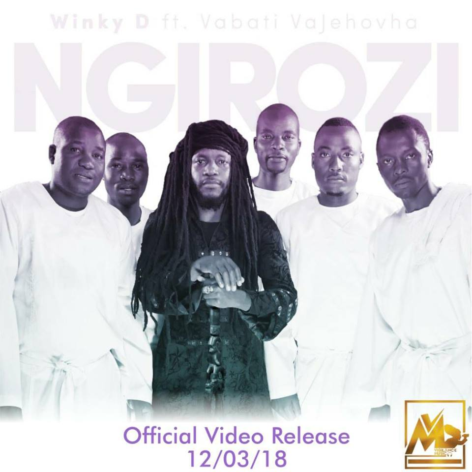 WINKY D TO RELEASE 'ngirozi' VIDEO