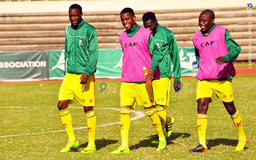 Zim slump to worst position in 2018 on the latest FIFA Rankings