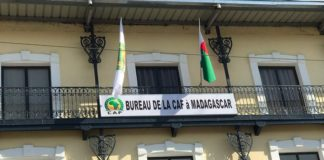 CAF OPENS NEW BUREAU OFFICE IN MADAGASCAR