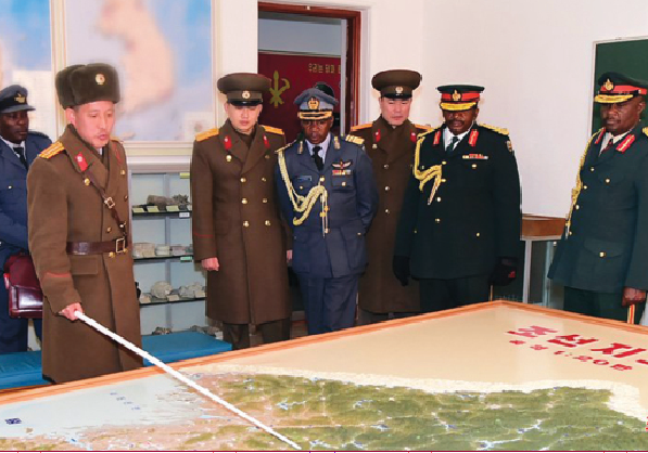 Zim military chiefs' visit to 'secretive' North Korea sets tongues waging