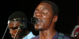 DRAMA AT MACHESO SHOW, POLICE FIRE SHOTS