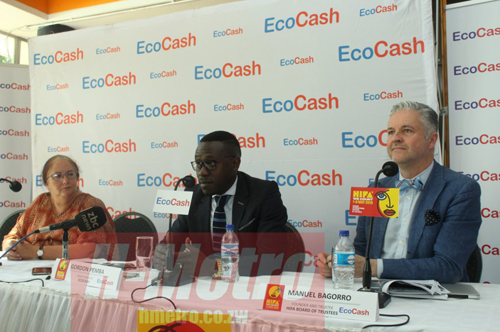 ECOCASH PROMISES BIG AT HIFA