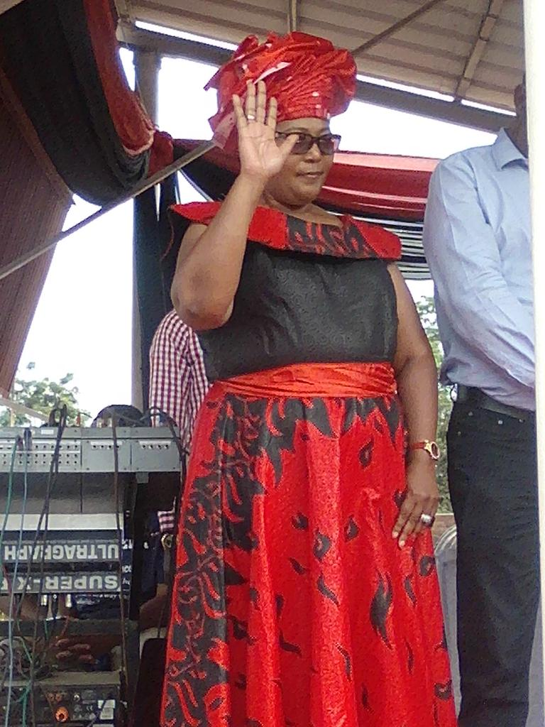 KHUPE : I HAVE NO REGRETS