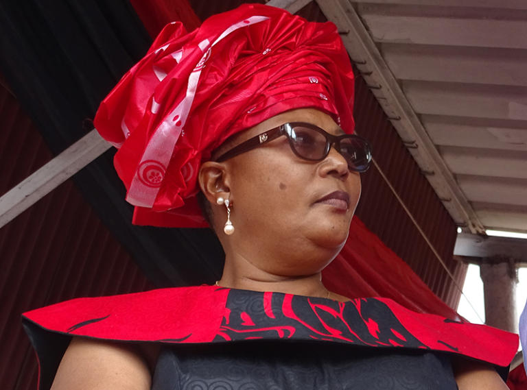 Khupe Elected New MDC-T President