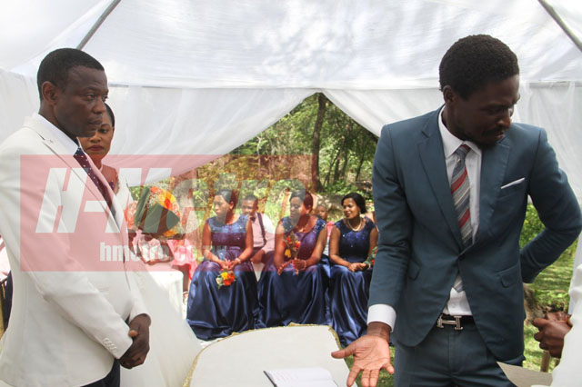 WEDDING DISASTER, COUPLE HUMILIATED