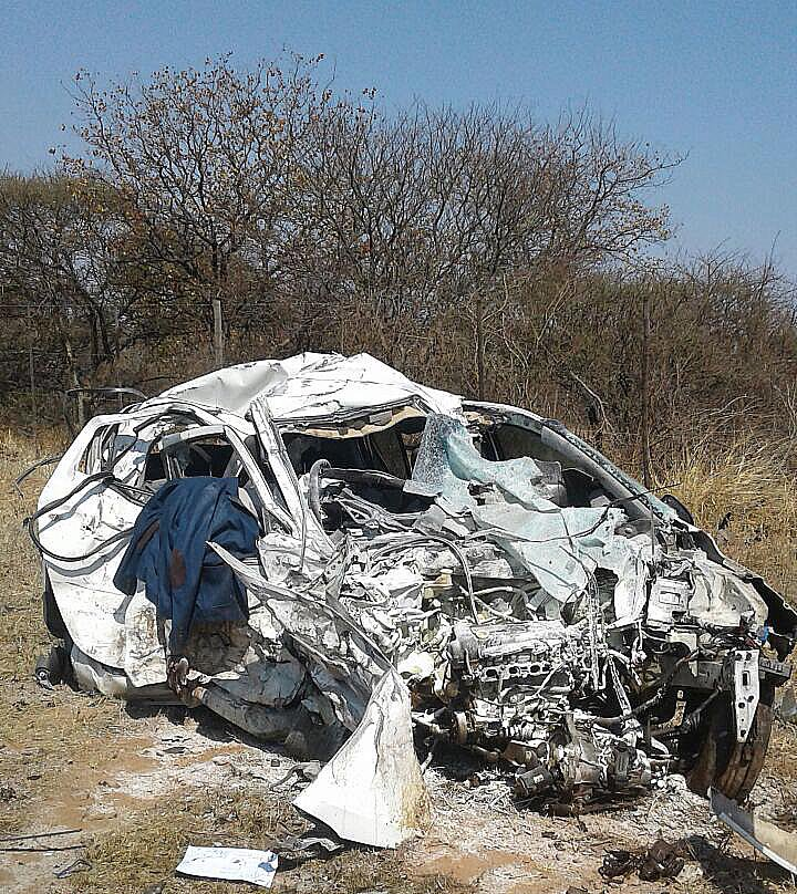 SEVEN PERISH IN HARARE-BEITBRIDGE ROAD HORROR CRASH