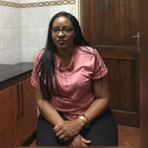 CHAMISA'S OTHER HALF...'The First Lady Of MDC-T'