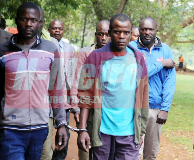 $1.8M ROBBERS IN COURT