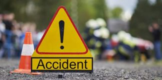 MDC OFFICIALS INVOLVED IN ACCIDENT