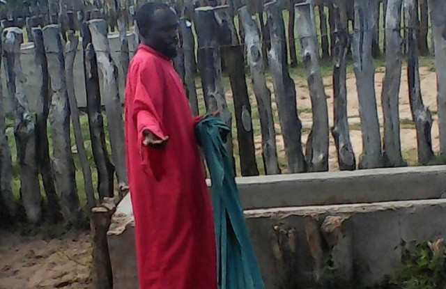 Villagers Left In Shock As Water Turns Bloody
