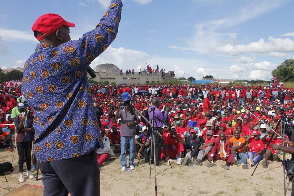 WE ARE NOT BOTHERED ABOUT CHAMISA CROWDS : CHARAMBA