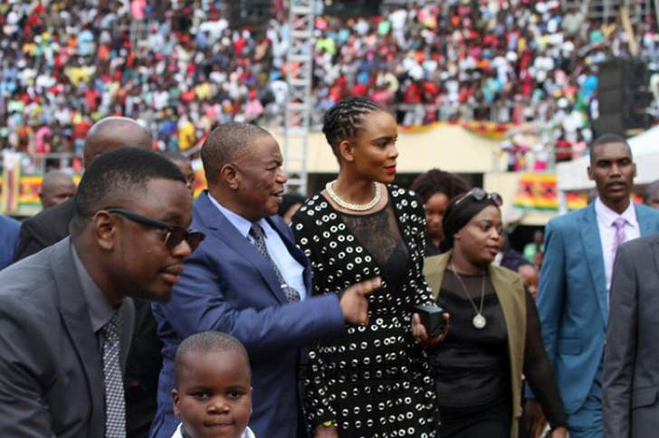 VP Chiwenga Bashed As A 'Dictator', More Powerful Than ED