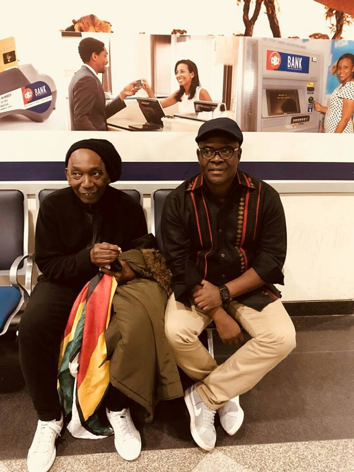 Thomas Mapfumo Lashes Out At Corrupt Regime