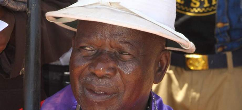 Chief Marange humiliated at Funeral