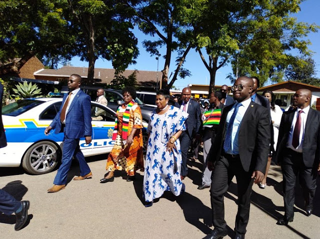President ED At ZITF : PICTURES