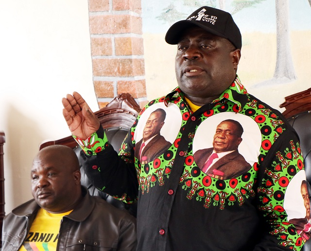 CELL VERIFICATION TO STAMP OUT CHEATING : ZANU PF
