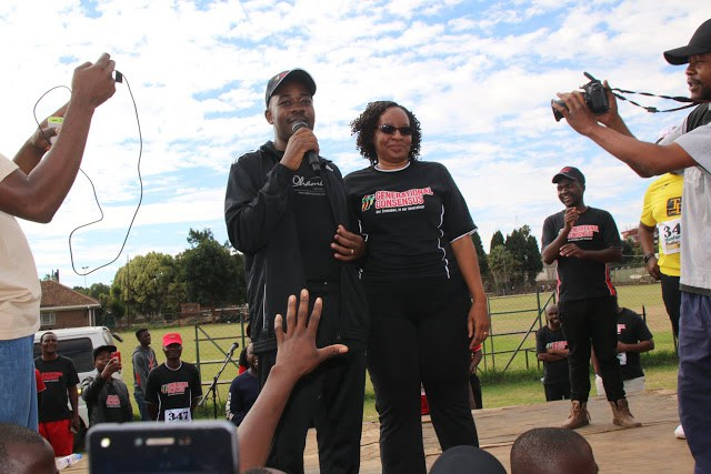 MEET MY WIFE, CHAMISA INTRODUCES WIFE