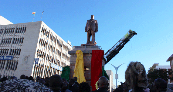 NKOMO STATUE TO BE ERECTED IN HARARE