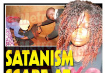 SATANISM SCARE AT MAKOMBE : WOMAN SUCKS BABY'S BLOOD IN BROAD DAYLIGHT