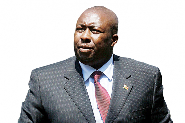 Kasukuwere 'Jets' Into Zim After Months Of Self Exile