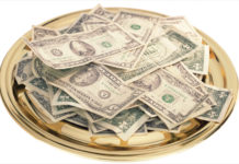 PASTOR CRIES FOUL TITHES HARD TO COME BY NOW