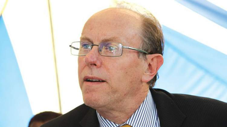 David Coltart opts for Senate seat