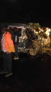 Youths Perish In Accident While Coming From ED Gweru Rally