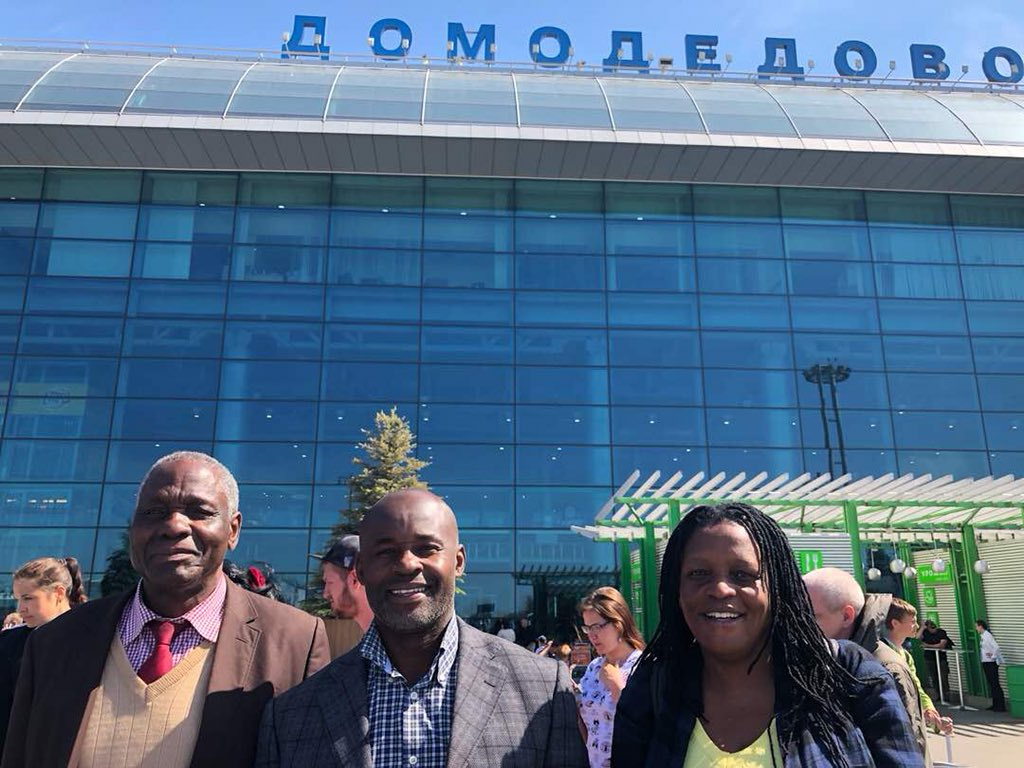 PICTURES : ZIM MPs IN RUSSIA