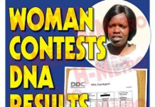 Woman demands 3rd round of DNA tests