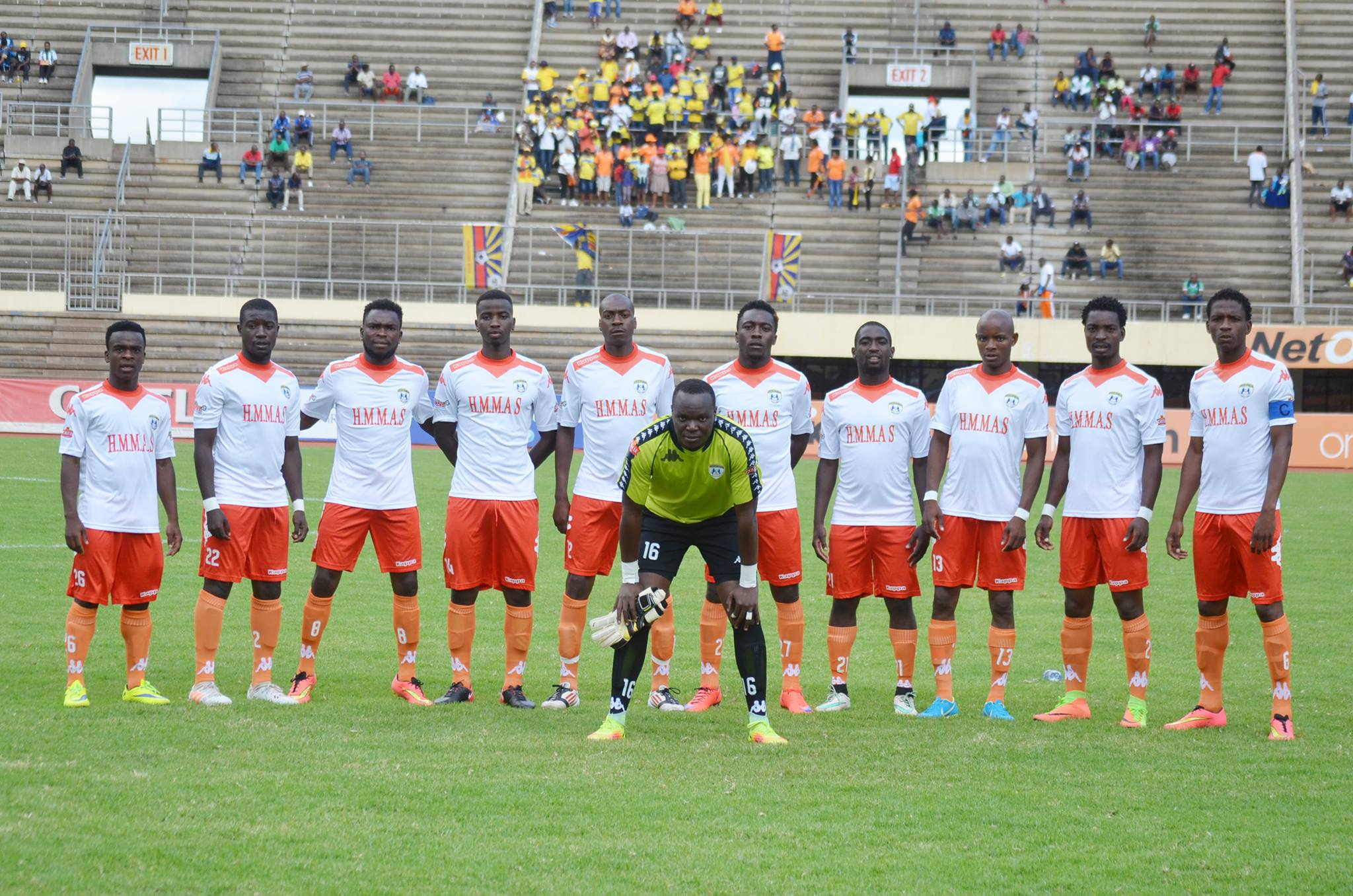 HARARE CITY ANOINTS YADAH