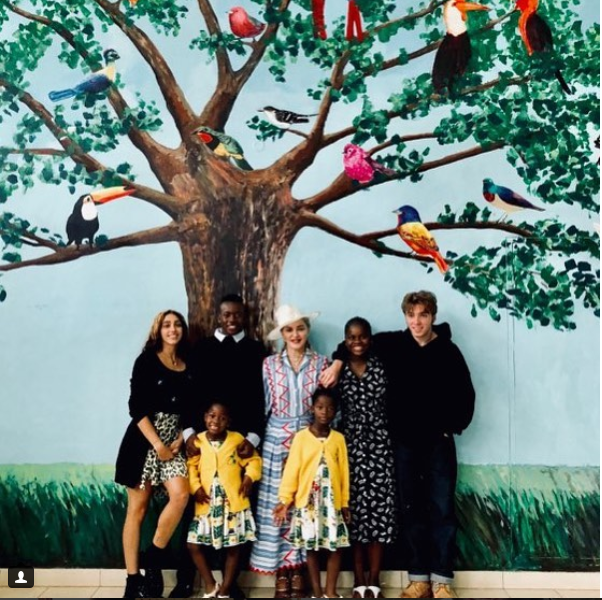 Madonna's 'Satanism' Is Doing More Good For Africa Than The African God
