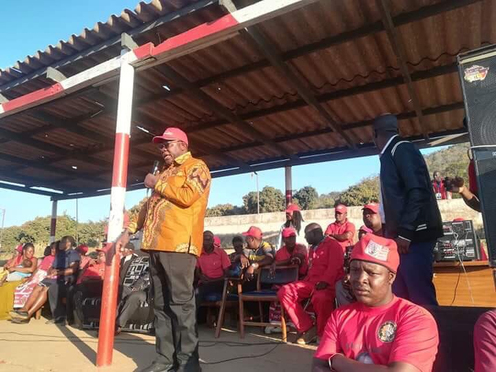 WE WILL GET RID OF THATCHED HOUSES : BITI