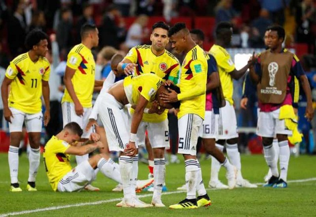 COLOMBIAN PLAYERS RECEIVE DEATH THREATS #WORLDCUP2018