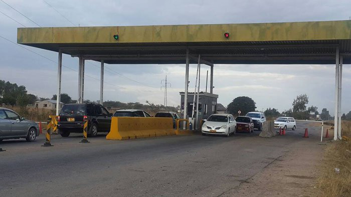 ZINARA BOWS DOWN TO PRESSURE ON TOLLGATE