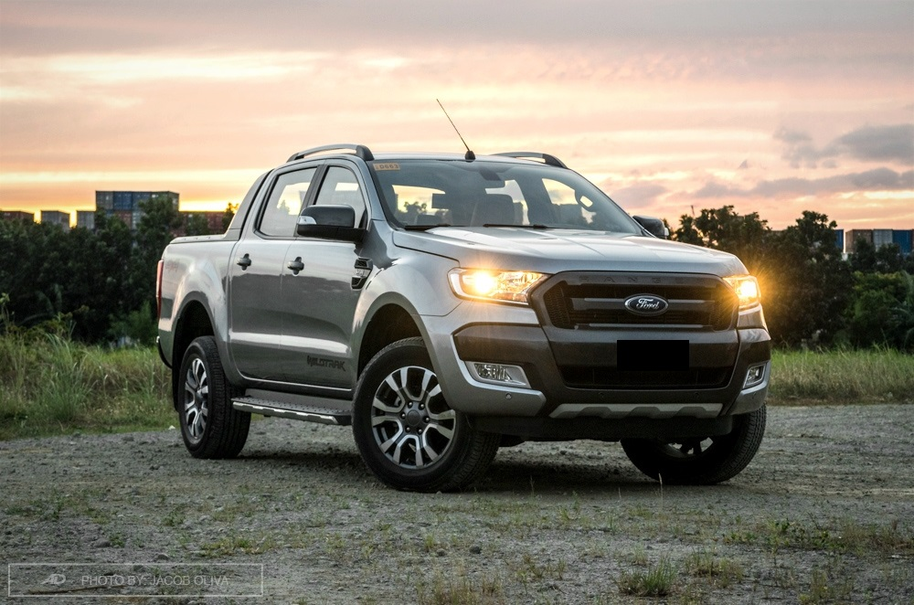 ZANU PF Blows Money On More Expensive Ford Rangers