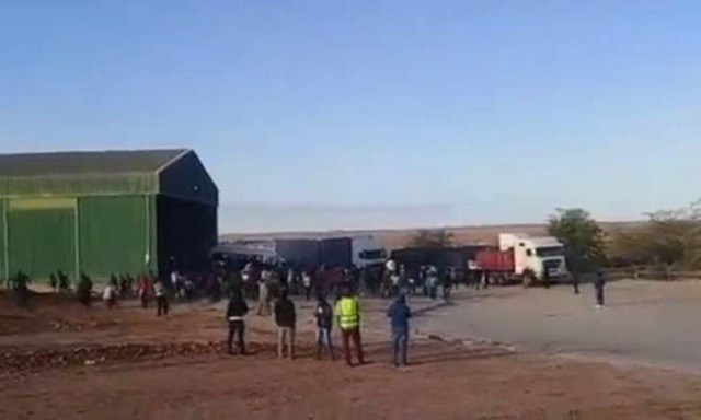 Soldiers Fire Gunshots At Beitbridge Border Post As Chaos Erupts