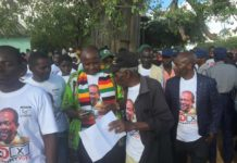 ZANU PF YOUTH LEAGUE BOSS THREATENING US : VILLAGERS