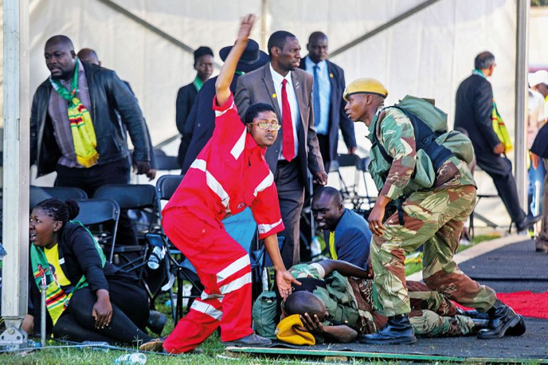 'We Don't Need Foreign Intelligence Help' – ZRP On Bomb Blast Investigations