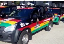 Zanu Pf Dishes Out More Campaign Vehicles