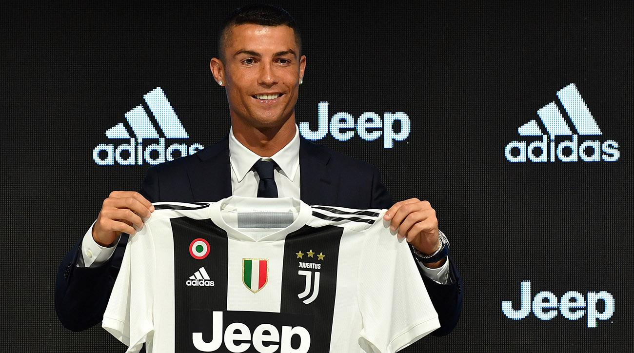 I Want To Make History At Juventus-Ronaldo