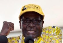 5 Million Mugabe Regalia 'Gathering Dust At Zanu-PF Headquarters