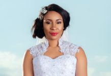 PICTURES : POKELLO IN WEDDING GOWN, IS SHE GETTING MARRIED??