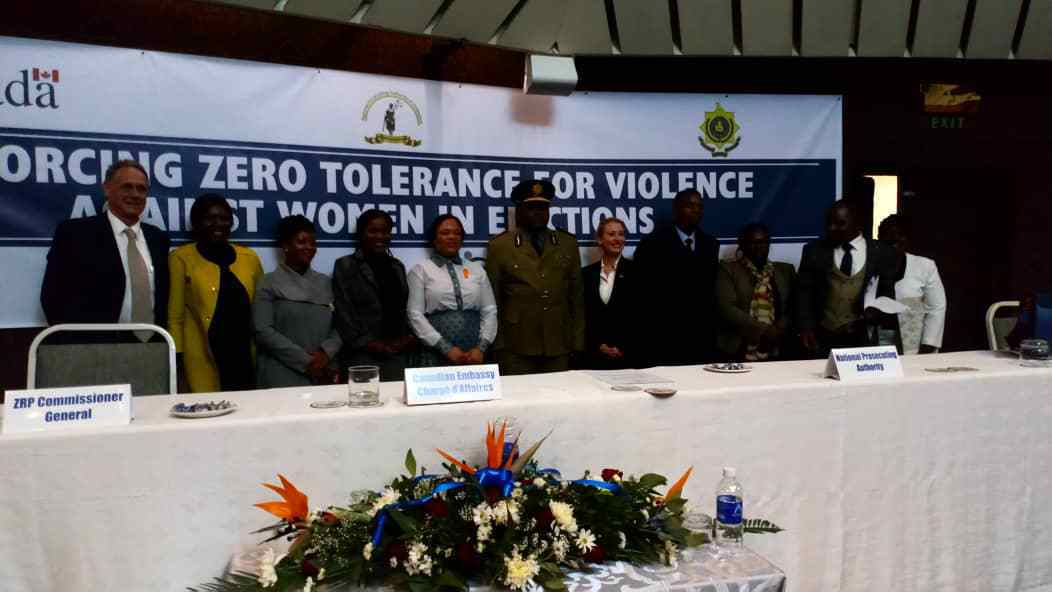 'We're Ready For The Elections' – ZRP