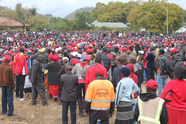 CHAMISA A HIT IN ZVISHAVANE : PICTURES
