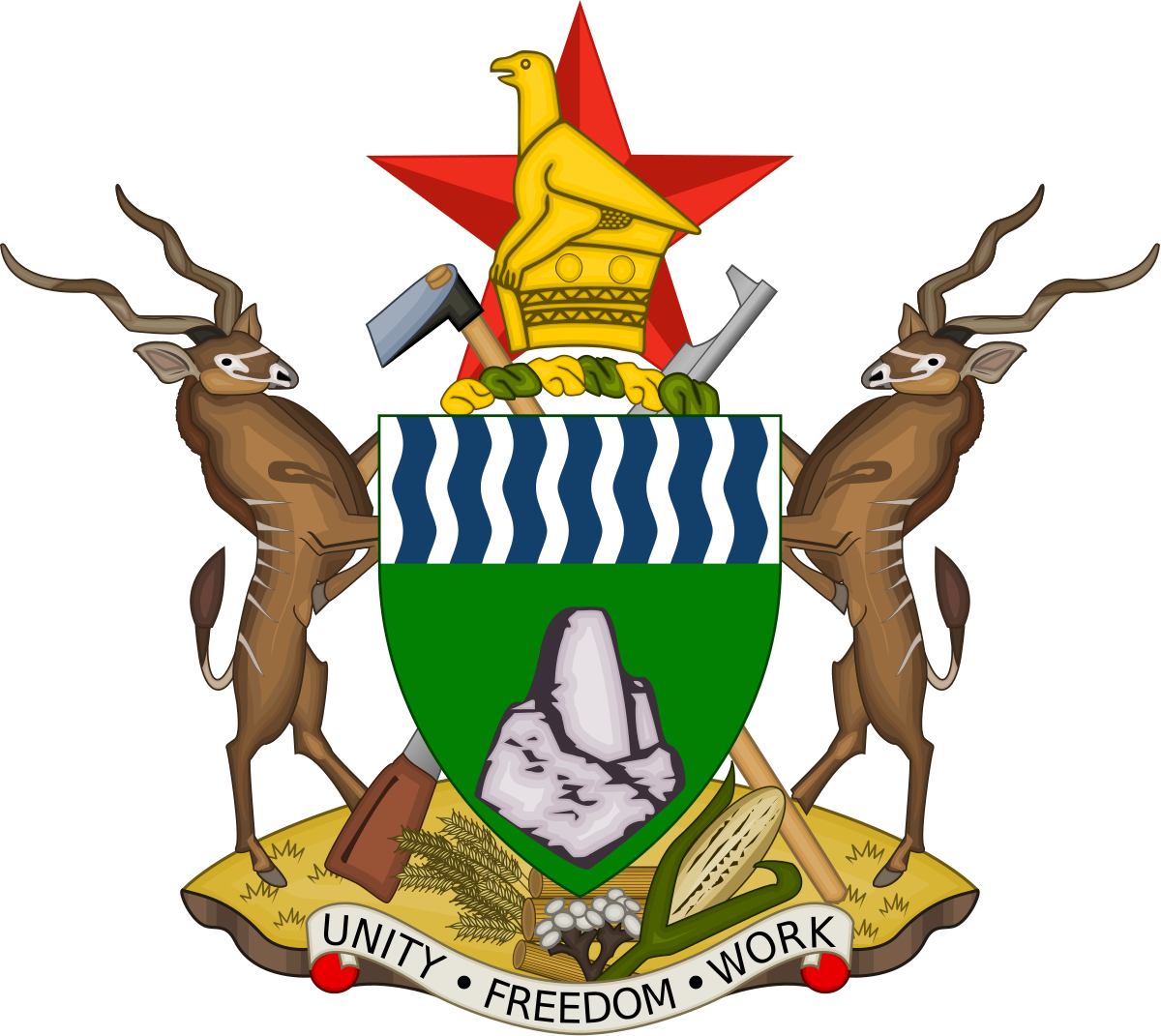 Government Appoints Commission To Run Harare