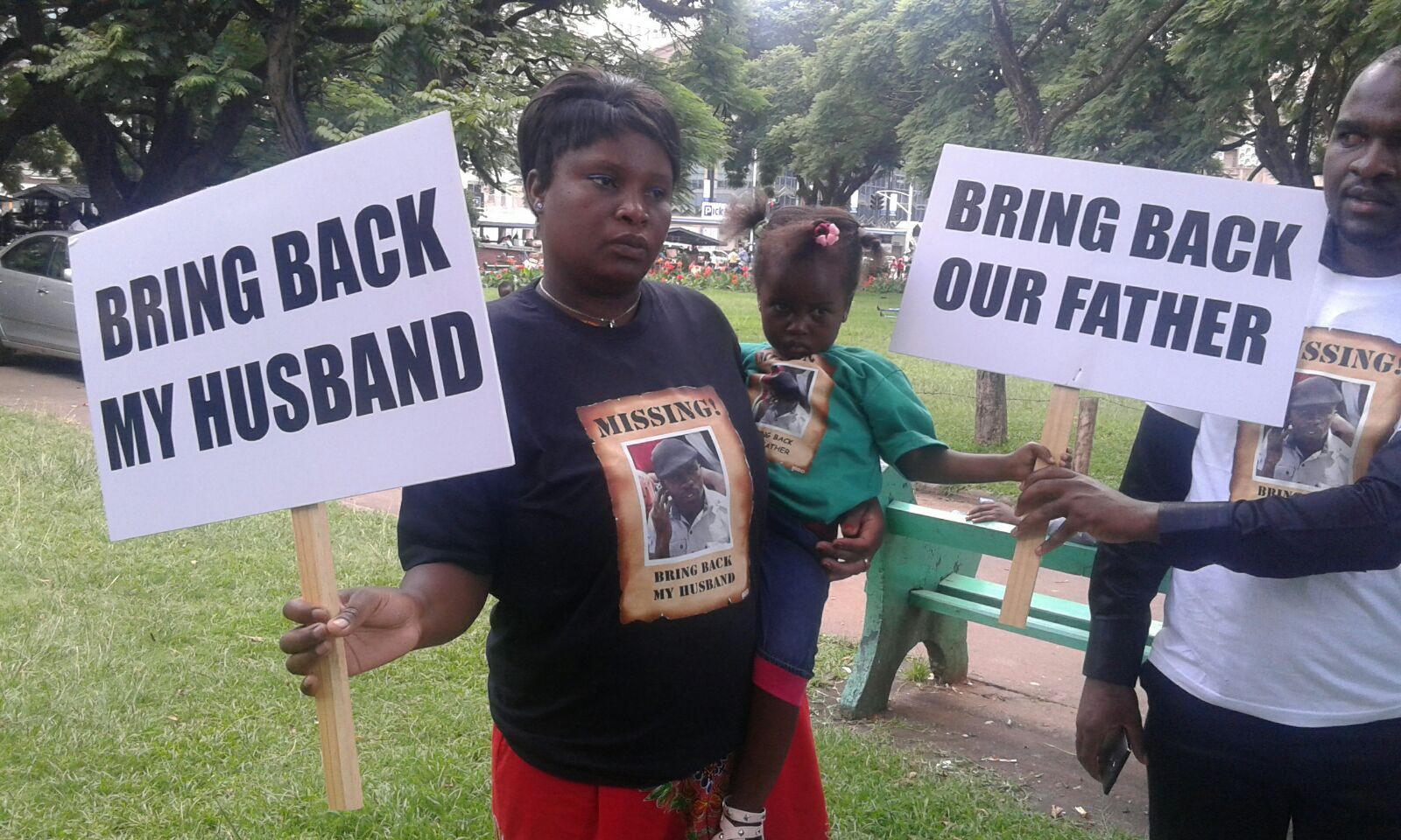 Zimbabwe Urged To Bring An End To Enforced Disappearances