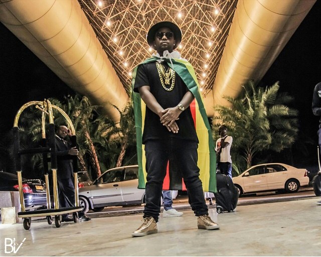 Cassper Nyovest To ROCK Zimbabwe Again