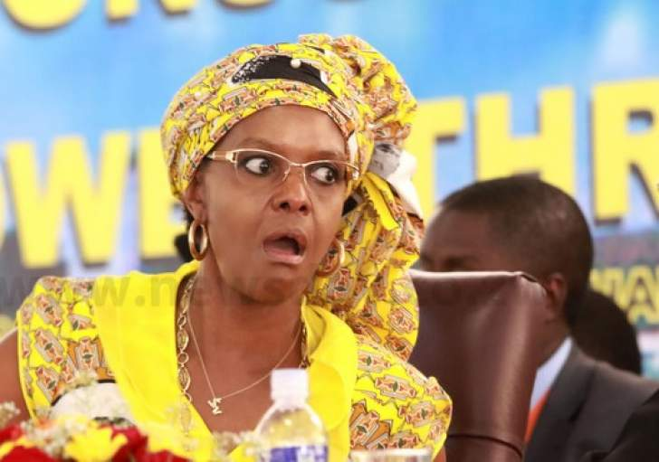 "Government Takes Over Mazowe Dam Previously ""Grabbed"" By Dr Grace Mugabe"